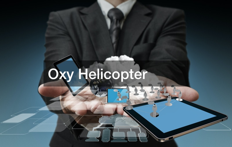 Oxy Helicopter