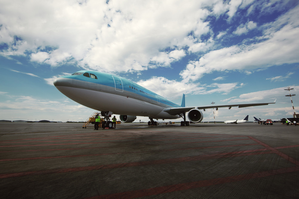 Given the Need for High Quality Aircrafts and Safe Flights, Testing and Servicing Help